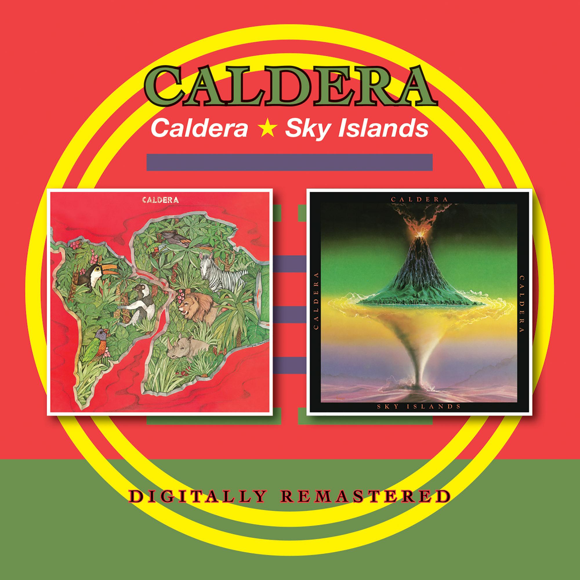 Caldera / Sky Islands
